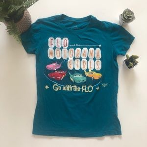 Disney Cars Shirt for Girls!